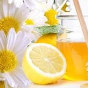 Мёд с ромашкой фото