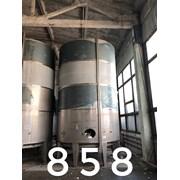 Резервуар верт. РВ (50 м3) для вина и в/материалов фото
