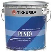 Краска алкидная Pesto базис С 0,9 л фото