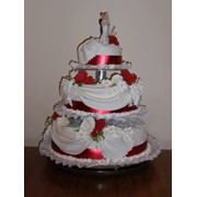 Торт весільний 22 фото