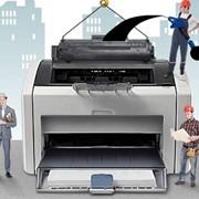 Заправка картриджа для лазерных принтеров (МФУ) фото