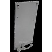 ИК стеклокерамический полотенцесушитель-обогреватель 2 в 1 HGlass GHT 6010 белый 650/325 Вт фото