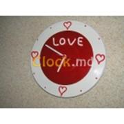 Часы настенные любовная тематика фото