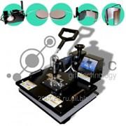 Термопресс Gifttec Master комбо 6 в 1, 30х38см, электронное управление 4 кнопки фото