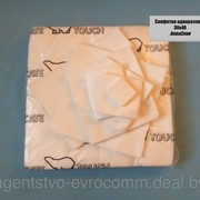 Салфетка одноразовая ламинированная 30*40 СпанБел (100шт.) фото