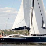 Круизная парусная яхта длиной 16 м проекта Esta 52, индивидуальный дизайн и подроб комплектующих фото