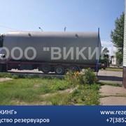 Резервуары стальные РГС под заказ фото