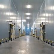 Строительство холодильных, Морозильных складов, ка фото