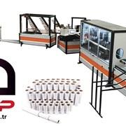 Оборудование для производства картонных гильз труб фото