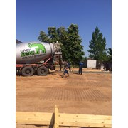 Цемент, бетон. Производств, доставка. фото