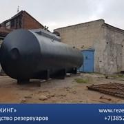 Резервуар для хранения воды 75м3 фото