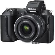 Цифровой фотоаппарат Nikon 1 V2 BK Kit + 10-30mm VR фото