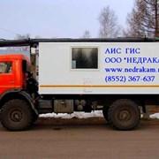 Автомобиль исследования газовых скважин 4310 ГИС фото