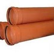 Труба канализационная для наружных работ 110-2000 мм Инсталпласт, арт.18287 фото