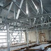 Проектирование, изготовление, монтаж быстромонтируемых зданий и сооружений. фото