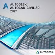Программа Autodesk AutoCAD Civil 3D фото