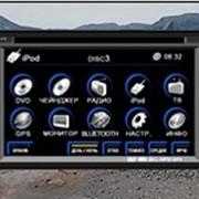 Штатная автомагнитола Flyaudio 66074A02 Chrysler, Jeep, Dodge 09 фото