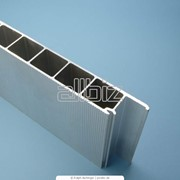 Профиль алюминиевый фото
