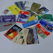 Изготовление пластиковых карт фото