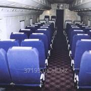 Пассажирские и VIP версии салона Ан74 ТК200 фото