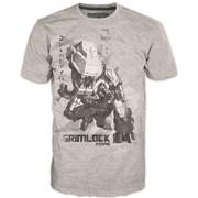 Футболка Transformers Grimlock фото