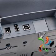Принтер этикеток Intermec PC43T термотрансферный 300 dpi темный, LCD, USB, USB Host, блок питания, кабель, сенсорный экран, PC43TA00100302 фото