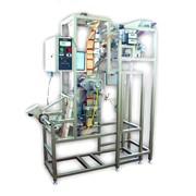 Автомат КС-1 для упаковки сыпучих продуктов в одноразовые пакетики фото