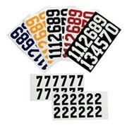 Наклейка (цифры) для почтовых ящиков фото
