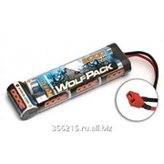 Аккумулятор Reedy WolfPack NiMh 8.4V 7cell 3000 mAh (T-PLUGDeans) фото