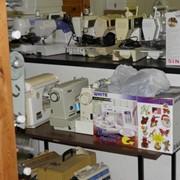 Ремонт оборудования для швейной промышленности фото