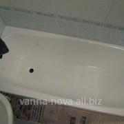 Вторичная реставрация ванны фото