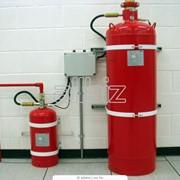 Заправка газовых баллонов фото