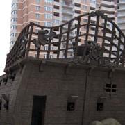 Малые архитектурные формы из бетона для детских площадок фото
