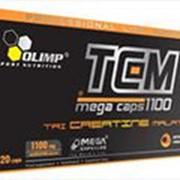 Olimp TCM mega Caps 120 caps. Креатин малат. фото