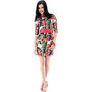 Женское деловое платье № 4a/1224eh фото