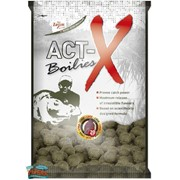 Act-X Boilies, 16mm, 800g, strawberry CZ9424 фото