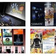 Реклама в кинотеатрах Киева. фото