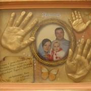 Изделия сувенирные, Семейная композиция Мама+папа+малыш фото