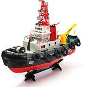 Радиоуправляемый буксир Heng Long Seaport Work Boat 2.4G - 3810 фото