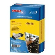 ProMega Пленка для ламинирования ProМega Оffice, 54*86, 100мкм, 100шт/уп фото