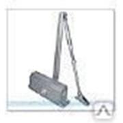 Доводчик двери до 100 кг E-604 Silver фото