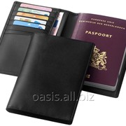 Бумажник для паспорта Harvard фото