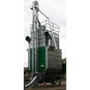 Зерносушилка передвижная М 300 к фото