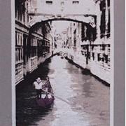 Ткань мебельная Жаккардовый шенилл Venice Violet фото