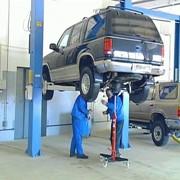 Обслуживание оборудования автосервисных станций фото