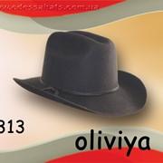 Фетровая шляпа Оливия 313 фото