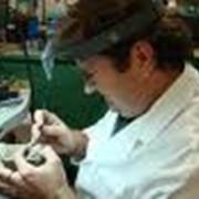 Производство ювелирных изделий из золота на заказ в Киеве фото