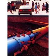 Замена трубы без разрытия грунта фото