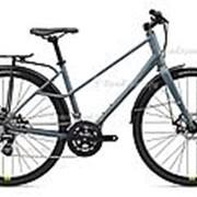 Велосипед Giant BeLiv 2 City F (2020) Серый 17 ростовка фото