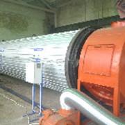 Сушки послеспиртовой барды (кека) с использованием сушильной камеры барабанного типа ИСК-Б «Индиго» фото